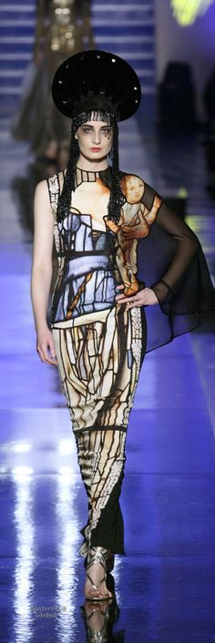 Jean Paul Gaultier Spring 2007 Couture