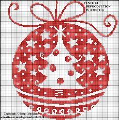 Bonjour, Aujourd'hui, je vous propose une nouvelle grille sur le thème de Noel. Pour l'imprimer, cliquez sur l'image. Je vous remercie par avance pour la photo de votre ouvrage réalisé à partir d'une de mes grilles Bonne journée