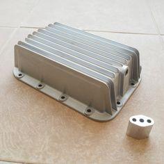 Carter de aluminio BMW R 51/3 - R 69S Motos Bmw