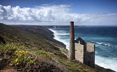 Wheal Coates, Cornwall by South West Coast Path Team, via Flickr
