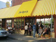 Schat's in Ukiah, CA  Great biscuits and gravy!