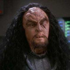Martok ( J G Hertzler ) Star Trek Deep Space Nine