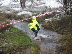 Lakes Single Mum: #CountryKids Kendal Winter Series, Giggleswick Fell Race