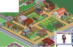 Los Simpson Springfield, Springfield City, Springfield Simpsons, Springfield Tapped Out, The Simpsons Game, City Layout, Futurama, Clash Of Clans, Sims