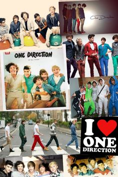 More One Direction