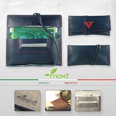 Your next blue Tobacco Pouch! #tobaccopouch #rollingtobacco #madeinitlay BLACK LEATHER CASE LEATHER GLASSES CASE CRISTHMAS GIFT HANDMADE CASE WOMEN GIFT IDEA GIFT FOR HIM MEN ACCESSORIES LEATHER TOBACCO CASE