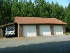 40x24 3 car garages with carports pdf floor plans for 2 car deep garage
