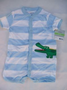 cbe664a3a NEW Carter's 3 Months BabyInfantBoys Creepers Single 100% Cotton Bodysuit  NWT #fashion #clothing #shoes #accessories #babytoddlerclothing ...