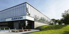 Emerson Process Management exterior 6
