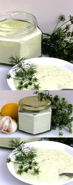 A smooth, creamy lemon-dill aioli sauce recipe that is a perfect accompaniment with fish.