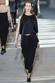 Costume National SS 2014.