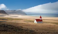 Iglesia en #Islandia #Iceland