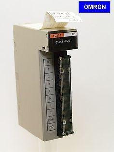 OMRON-C200H-ID211-PLC-MODULE-INPUT-UNIT-8X-12-24-VDC-INPUTS-NEW