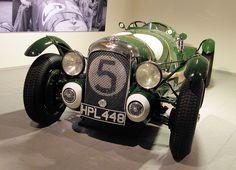 1939 Lagonda V12 Le Mans Works Team Car.