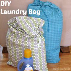How to sew a drawstring laundry bag inline dorm room and small diy laundry bag solutioingenieria Choice Image