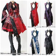 Baby The Stars Shine Bright Lolita Fashion, Gothic Fashion, Asian Fashion, Neko, Gothic Mode, Gothic Lolita, Lolita Mode, Girl Outfits, Fashion Outfits
