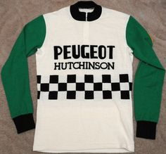 Maillot Peugeot