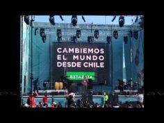 Subtitulación en vivo para Jimmy Wikipedia Wales e Ivonne Cagles , Inglés a Español , FIIS 2013, Santiago, Chile