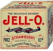 1897 Jell-O was introduced. - Bing Images