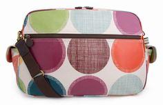 #sophiaandmatt Big Spot Baby Changing Bag designed by Sophia & Matt, Greenwich, London
