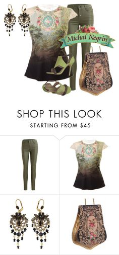 """SHOP - Michal Negrin Canada"" by michal-negrin-canada ❤ liked on Polyvore featuring Object Collectors Item, Michal Negrin and Elie Saab"