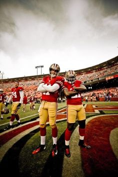 Who's got it better than the San Francisco 49ers?!?!?!    NOBODY!!!!!!!!!