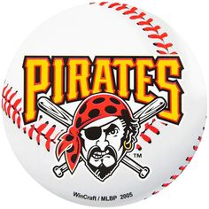 Pittsburgh Pirates - Baseball Logo In/Out Magnet
