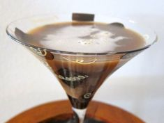 Chocolate Martini (make it Dairy Free too!) - G-Free Foodie