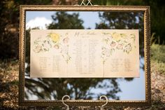 Wedding Trends: The Seating Chart