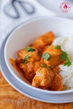 Tikka masala chicken - kurczak tikka masala