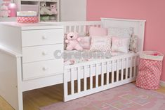 Cuna funcional Clara Based on the 80 cm Clara bed, add a chest of drawers, a toy chest and Baby Crib Bedding, Baby Bedroom, Baby Cribs, Kids Bedroom Designs, Baby Room Design, Bedroom Furniture Inspiration, Modern Crib, Baby Room Neutral, Nursery Room Decor
