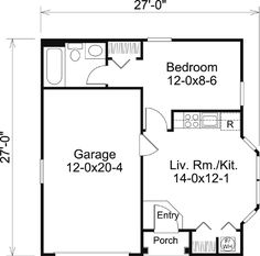Ranch Traditional House Plan 95834 Level One