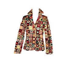 YUMI ON LINE: MOSCHINO VESTE  DONNA POP PATCHWORKS POCHES COEURS...