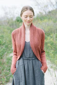 Editor's Choice: Maeve shrug knitting pattern • LoveKnitting Blog