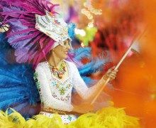 Madeira Carnival festivities