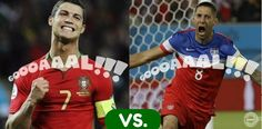 Portugal Vs. USA? Who will say it first? slides.ly/WorldCupFun
