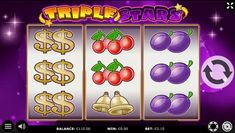Enjoy looking at one of the BIG WINS that happened in our game Triple Stars! With just 20 € someone won WIN BIG TIME! Go online and play our slot game NOW and be one of the next lucky people to win BIG!