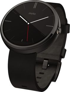 Motorola Moto 360 Smartwatch - Shopping