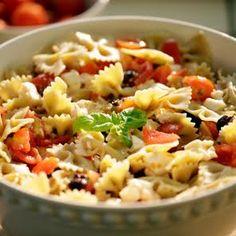 Pasta Salad recipe snapshot