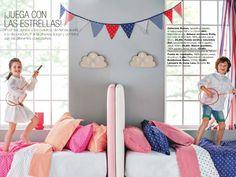Mini home El Corte Inglés dormitorio infantil #Home #Deco