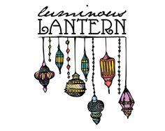 Premade Logo  Moroccan Lanterns Logo Design by STONESOUPDESIGN, $45.00