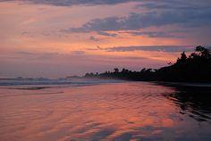 Limbe Beach-Cameroon.