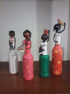 Bonecas de garrafa long neck