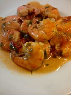 Portuguese Spicy Shrimp Recipe - Food.com: Food.com