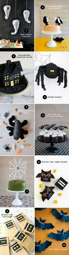 Here are a few of our favorite Halloween DIY ideas from the archives. If you want to host a...