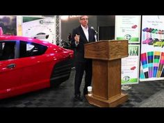 Elio Motors Press Conference at the New York International Auto Show 2016