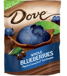 dove dark chocolate covered blueberries - Google Search