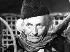 "The First Doctor was distant and often criticized his companions' ""human brains."" 