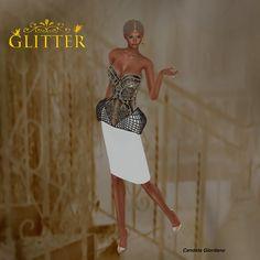 Entre - Telas con Candela Giordano: GLITTER