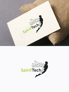 Spirit Tech. Logo Templates. $23.00
